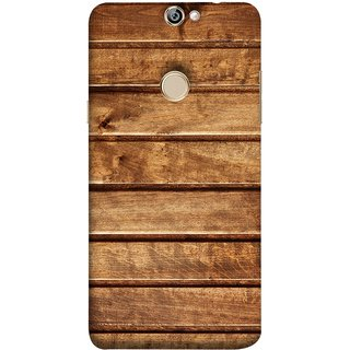 FUSON Designer Back Case Cover For Coolpad Max A8 (Wood Furniture Table Door Solid Beautiful Art Wallpaper)