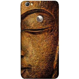 FUSON Designer Back Case Cover For LeEco Le 1s :: LeEco Le 1s Eco :: LeTV 1S (Gautam Buddha Statue Scenary Lord Siddharth)