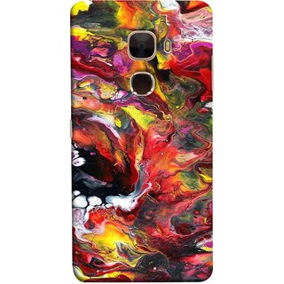 FUSON Designer Back Case Cover For LeTv Le Max :: LeEco Le Max  (Art Gallery Style Wallpaper Wow Perfect Wall Paint)