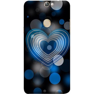 FUSON Designer Back Case Cover For Coolpad Max A8 (Pink Red Wallpapers Boyfriends Pure True Relations)