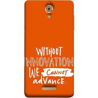 FUSON Designer Back Case Cover For Coolpad Mega 2.5D (Motivational Inspirational Words Quotes Worklife)