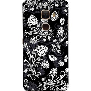 FUSON Designer Back Case Cover For LeTv Le Max :: LeEco Le Max  (Hot Tattoo Boys Flowers Design Wallpaper Background )