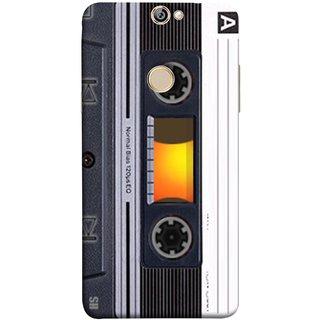FUSON Designer Back Case Cover For Coolpad Max (Menu Playlist Pause Fast Forward Backwards Black )