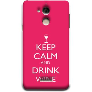 FUSON Designer Back Case Cover For Coolpad Note 5 (Vodka Alcohol Wiskey Musical Enjoy Party Good To Others)