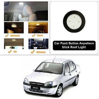 Buy Autostark Car Push Button Anywhere Stick Roof Light Car Trunk Light Car Reading Light For Ford Ikon Online 499 From Shopclues