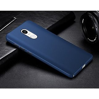 Redmi Note 4 Plain Cases KTC - Blue