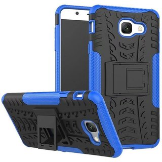 Samsung Galaxy J7 Max Cases with Stands ClickAway - Blue