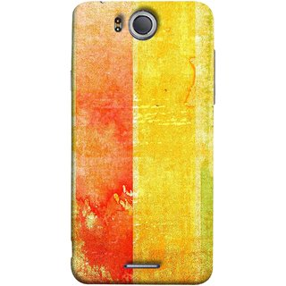 FUSON Designer Back Case Cover For InFocus M530 (Colors Colorful Abstract Painting Art Vector Painted )