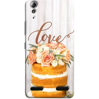 FUSON Designer Back Case Cover For Lenovo A6000 :: Lenovo A6000 Plus :: Lenovo A6000+ (Comes True Love You Forever Valentine Couples Lovers)