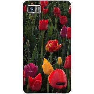 FUSON Designer Back Case Cover For Lenovo K860 :: Lenovo IdeaPhone K860 (Dark Bold Red Roses Chocolate Hearts For Valentines Day)