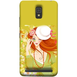 FUSON Designer Back Case Cover For Lenovo A6600 (Baby Couples Nice Quotes Happy Lovely Hard Kisses )