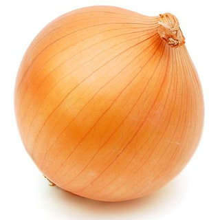 Onion Orange Seeds, Kanda Seeds, Onions Ovalish Shaped Pyaaz 200 Seeds by AllThatGrows