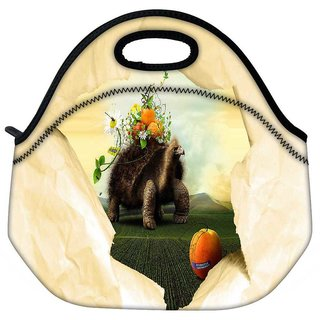 Tortoise Travel Outdoor Tote Lunch Bag