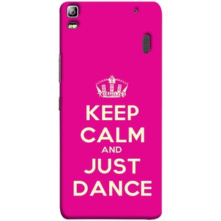 FUSON Designer Back Case Cover For Lenovo K3 Note :: Lenovo A7000 Turbo (Beautiful Music Musical Enjoy Party Good To Others)