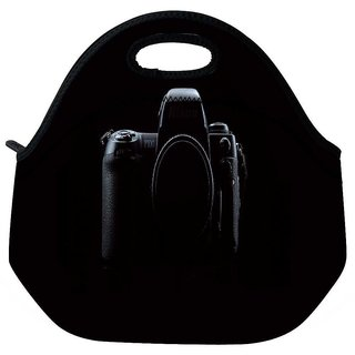 Nikon Camera Travel Outdoor Tote Lunch Bag