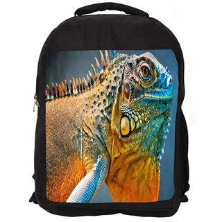 Chameleon Digitally Printed Laptop Backpack