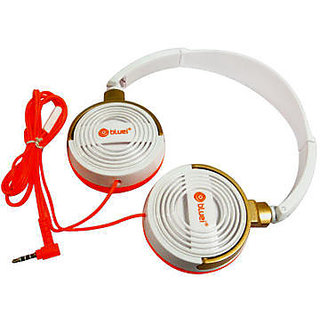 Bluei Over-Ear Stereo Headphone High Sound Quality - Colour May Vary