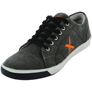 Lee Peeter Men's Black Sneakers