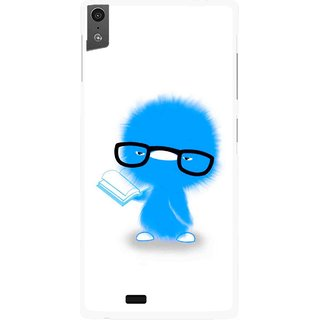Snooky Printed My Teacher Mobile Back Cover For Gionee Elife S5.5 - Multi