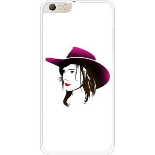 Snooky Printed Tom Boy Mobile Back Cover For Micromax Canvas Knight 2 E471 - Multi