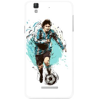 Snooky Printed Have To Win Mobile Back Cover For Coolpad Dazen F2 - Multi