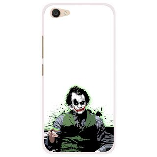 Snooky Printed Joker Mobile Back Cover For Vivo V5 Plus - Multi