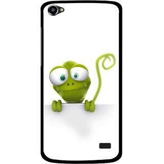 Snooky Printed Seeking Alien Mobile Back Cover For Intex Aqua Star 2 HD - Multi
