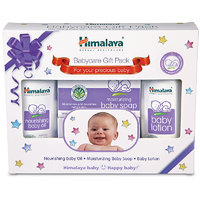 Himalaya Baby Gift Pack (Soap-Oil-Lotion)