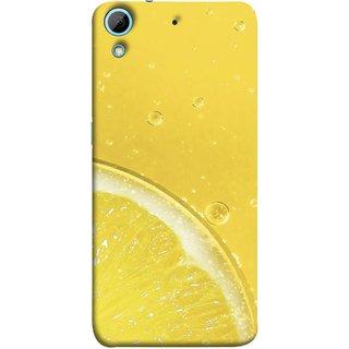 FUSON Designer Back Case Cover For HTC Desire 626G :: HTC Desire 626 Dual SIM :: HTC Desire 626S :: HTC Desire 626 USA :: HTC Desire 626G+ :: HTC Desire 626G Plus (Farm Fresh Fruits Lemons Fresh Juicy Beer Pitcher )