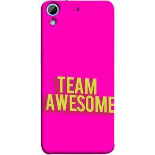 FUSON Designer Back Case Cover For HTC Desire 626G :: HTC Desire 626 Dual SIM :: HTC Desire 626S :: HTC Desire 626 USA :: HTC Desire 626G+ :: HTC Desire 626G Plus (Teamwork Is Best Hardwork Alltogether Result Best)