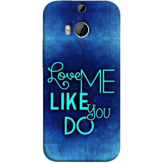 FUSON Designer Back Case Cover For HTC One M9 Plus :: HTC One M9+ :: HTC One M9+ Supreme Camera (Baby Couples Nice Quotes Happy Lovely Hard Kisses )