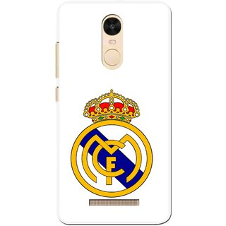 Snooky Printed Sports Logo Mobile Back Cover For Gionee S6s - White