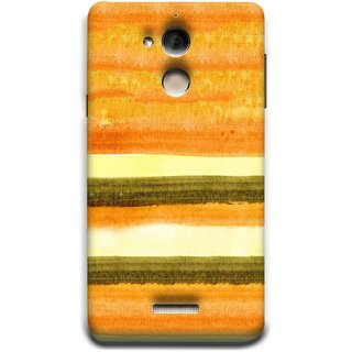 FUSON Designer Back Case Cover For Coolpad Note 5 (Abstract Border Frame With Vintage Background )