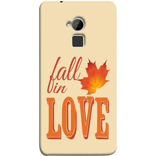 FUSON Designer Back Case Cover For HTC One Max :: HTC One Max Dual SIM (Deep Love Pure And Real True Partner For Life Special )