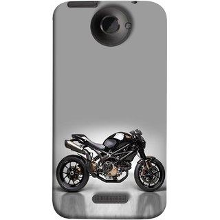 FUSON Designer Back Case Cover For HTC One X :: HTC One X+ :: HTC One X Plus :: HTC One XT (Expensive Cars Vintage Sports Bike Expensive Roadster)