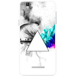 Snooky Printed Math Art Mobile Back Cover For Coolpad Dazen F2 - Multi