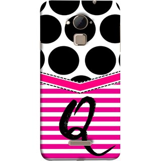 FUSON Designer Back Case Cover For Coolpad Note 3 Lite :: Coolpad Note 3 Lite Dual SIM (Beautiful Cute Nice Couples Pink Design Paper Girly Q)