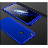 Vivo V7 Plus Blue Colour 360 Degree Full Body Protection Front Back Case Cover Standard Quality