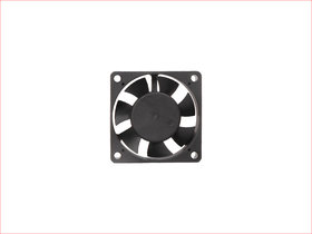 MAA-KU DC Small Axial Case Cooling Fan. SIZE  2.40 inches (6x6x2cm), (60x60x20mm), SUPPLY VOLTAGE  12VDC.