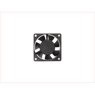 MAA-KU DC Small Axial Case Cooling Fan. SIZE 2.40 inches (6x6x2cm) (60x60x20mm) SUPPLY VOLTAGE 12VDC.