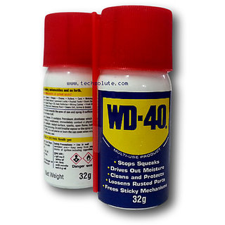 WD-40 MAINTENANCE SPRAY RUST REMOVAL,32GM