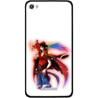 Snooky Printed Free Mind Mobile Back Cover For Micromax Canvas Hue 2 - Multi