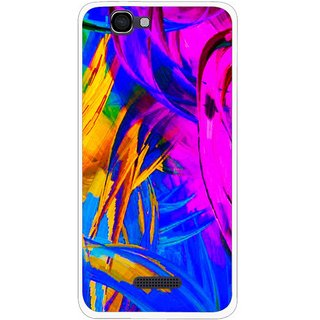 Snooky Printed Color Bushes Mobile Back Cover For Micromax Canvas 2 A120 - Multi