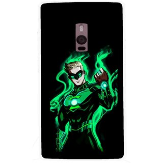 Snooky Printed Come On Mobile Back Cover For OnePlus 2 - Black