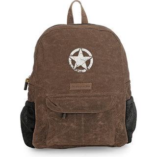 The House Of Tara Rugged Unisex Laptop Backpack (Rustic Brown) HTBP 137
