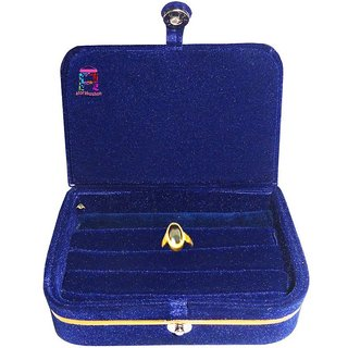 Atorakushon Multipurpose Ring box Ring case jewellry pouch jewelry Organizer jewellery Box