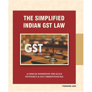The Simplified Indian GST Law
