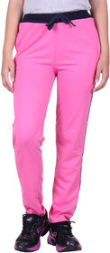 DFH Pink WOMEN TRACK PANT