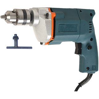 Tiger 10mm Powerful Heavy Copper Winding Electric Drill Machine
