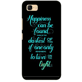 Snooky Printed Everywhere Happiness Mobile Back Cover For Asus Zenfone 3s Max ZC521TL - Multi